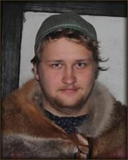 Eldunari Halvarsson, Krieger